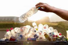 Jalankan Niat Murni, Tukar Botol Plastik dengan Masa Depan yang Lebih Baik