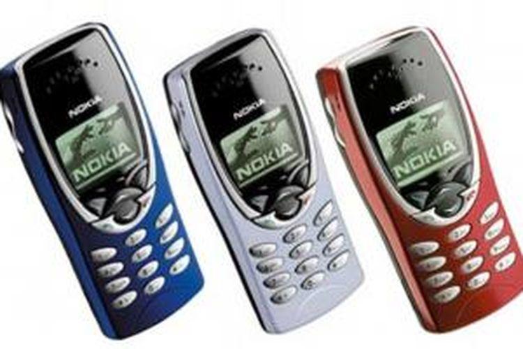 Ponsel Nokia 8210