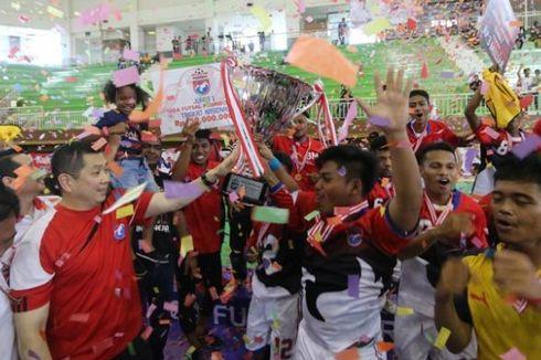 Risma Akan Bangun Lapangan Futsal di Lokasi Eks Dolly