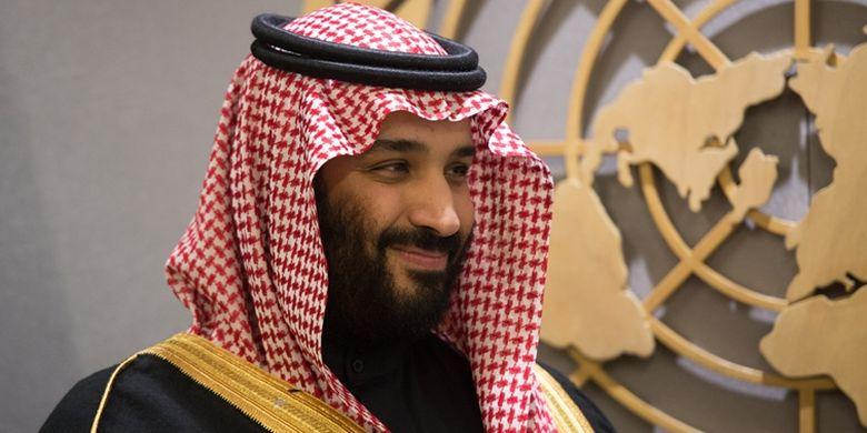 Ini Potongan 2 Bukti Putra Mahkota Arab Saudi Terl