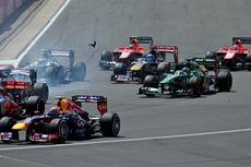 Formula 1 Akan ke Azerbaijan