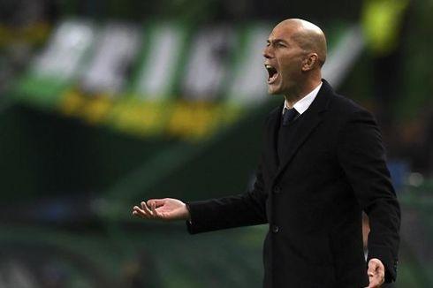 Penantian Zidane terhadap Bale