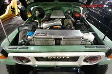 Selingkuh dengan Chevy, Toyota Hardtop Ini Punya Tenaga Dahsyat
