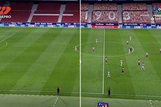Teknologi Ini Buat Stadion di LaLiga Terlihat Penuh dan Ramai Meski Aslinya Kosong