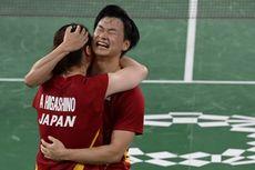 Amankan Perunggu Olimpiade Tokyo, Ganda Campuran Jepang Ukir Sejarah Baru