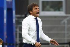 Udinese Vs Inter Milan - Kronologi Kartu Merah dan Adu Mulut Conte dengan Wasit