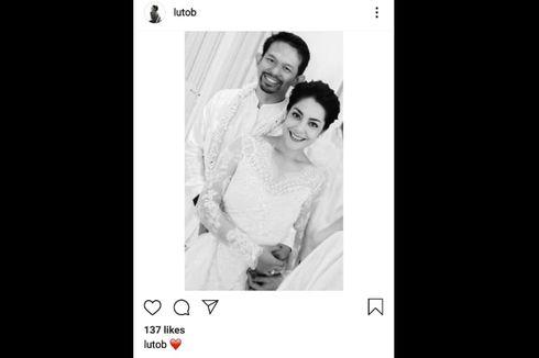 Lulu Tobing: Terima Kasih Doa Restunya untuk Kami Berdua