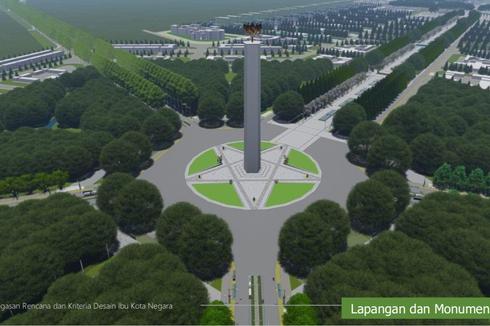 Rabu Besok, Sayembara Desain Ibu Kota Dimulai