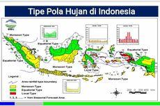 Spesialnya Ambon dan Papua, Punya Pola Hujan Sendiri