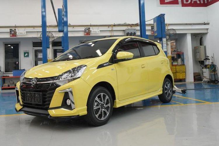 Daihatsu Ayla R Deluxe AT 2020