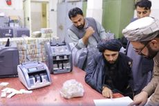 Taliban Sita Rp 177,2 Miliar dan Emas dari Mantan Pejabat Afghanistan