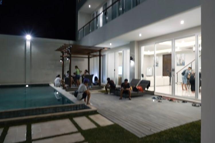 Penampakan vila mewah Anang Hermansyah di Bali yang bikin Raffi Ahmad terkejut.