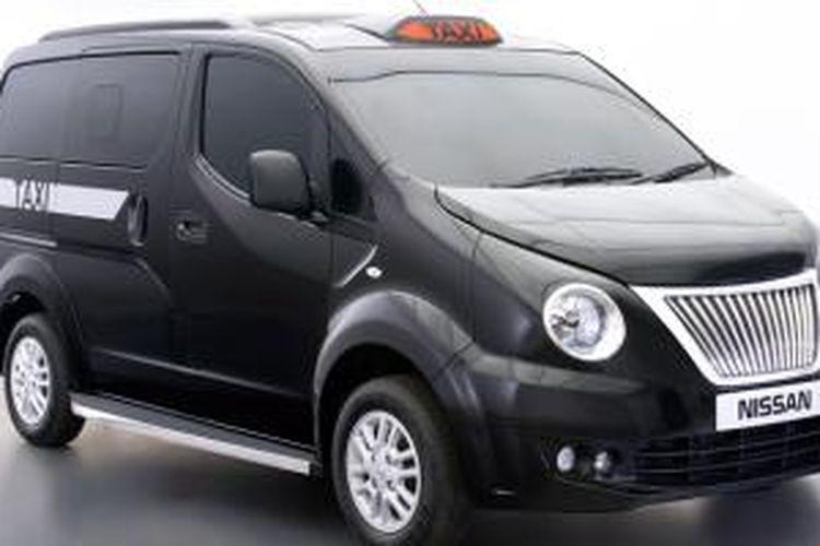 Taksi Nissan NV200 versi London