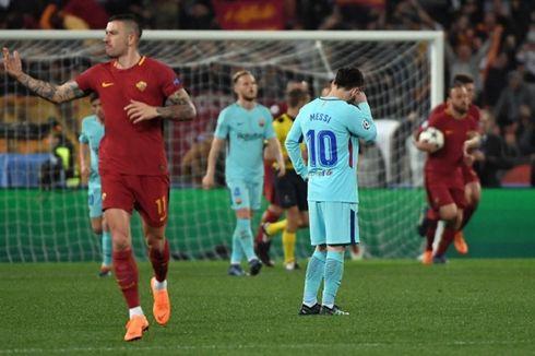 Drawing Liga Champions Napoli Vs Barcelona, Rekor Buruk Blaugrana Kontra Tim Italia