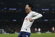 Tottenham Vs Leipzig, Son Heung-min Terancam Absen