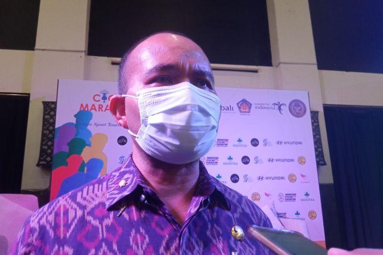 Sekretaris Satgas Covid-19 Bali, I Made Rentin