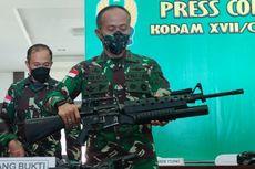 Bukan Milik TNI, 5 Senjata yang Disita dari KKB Ternyata Buatan Amerika dan Diselundupkan dari Papua Nugini