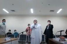 Komentari Sidang Rizieq di Facebook, Pegawai Honorer Pengadilan Tinggi Sumsel Dirumahkan