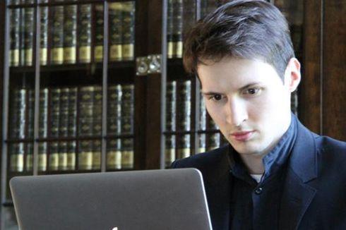 Pendiri Jejaring Sosial VKontakte Melarikan Diri