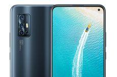 Vivo V17 Meluncur dengan Empat Kamera Belakang dan Layar