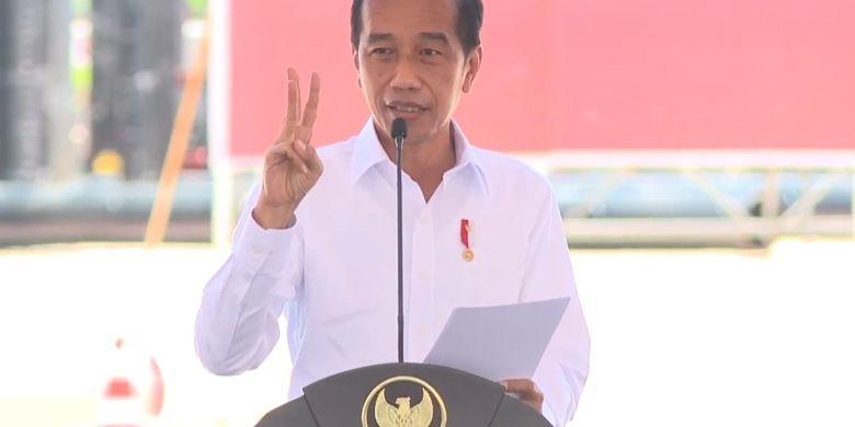 Sedang Viral, Pelindo Resmi Merger, Jokowi: Saya Sudah Tunggutunggu sejak 7 Tahun Lalu