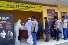 161 Calon Penumpang di Pelabuhan Kamal Bangkalan Jalani Tes Antigen, 4 Orang Reaktif