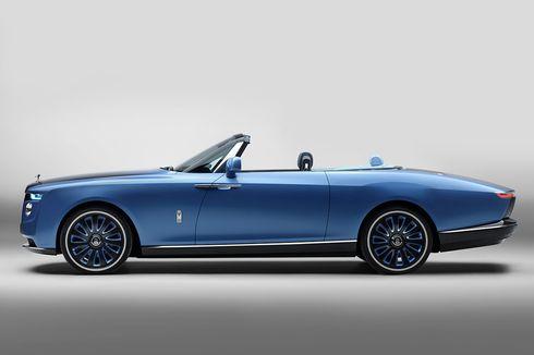 Kisah Jam Tangan Bovet di Dashboard Mobil Rolls-Royce