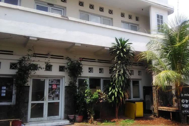 Gedung Ampera yang berada di Jalan Suroso, Solokpandan, Kec. Cianjur, Kabupaten Cianjur.
