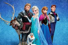 4 Hal Inspirasi Film Frozen 2, dari Norwegia sampai Suku Sami