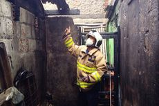 Rumah Produksi Roti di Cibubur Terbakar, 1 Orang Luka Ringan