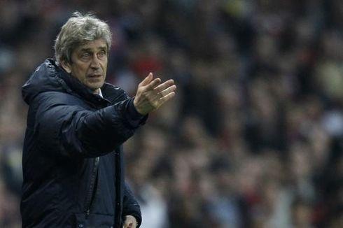 Pellegrini Kecewa akan Permainan City pada Babak Kedua