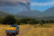 BPBD: Aktivitas Gunung Raung Cenderung Menurun