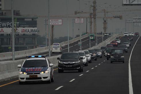 Exit Tol Layang Cikampek di Karawang Diprediksi Jadi Titik Macet, Ini Alasannya