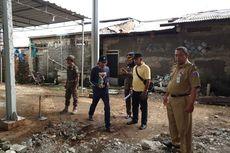 Sejumlah Rumah di Cipayung Terkena Semburan Kotoran dari Truk Septic Tank