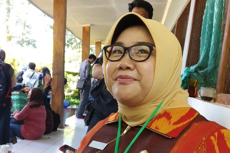 Bupati Sragen, Kusdinar Untung Yuni Sukowati.