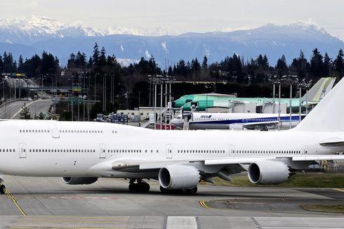 Emir Qatar Beri Hadiah Pesawat Boeing 747-8 kepada Presiden Turki