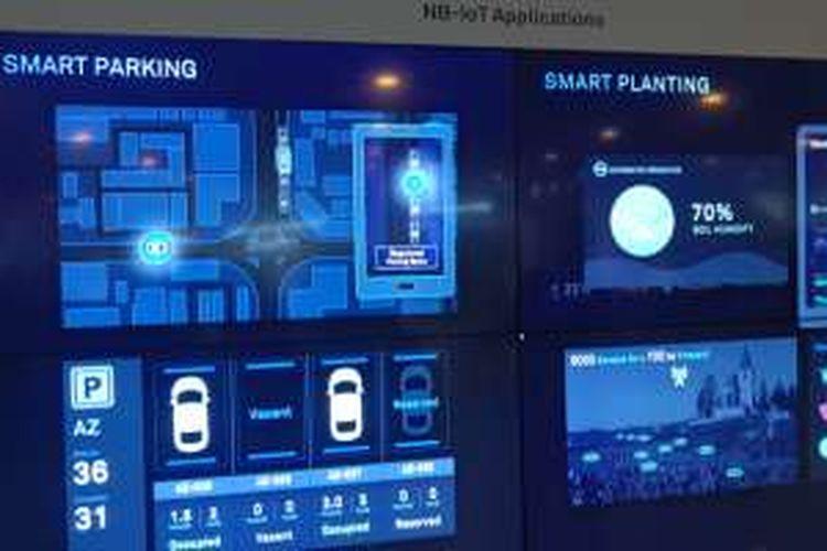 Huawei menggarisbawahi implementasi IoT pada konsep Smart City