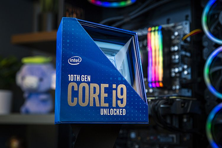 Prosesor Intel Core S-Series Tembus Kecepatan 5,3 GHz