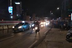 Kebocoran Pipa Gas Tertangani, Jalan MT Haryono Kembai Dibuka
