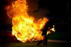 Temani Istri Tagih Utang, Pria Ini Dibakar Tetangga, Begini Kronologinya