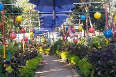 Pacet Mini Park di Mojokerto, Tempat Rekreasi Instagramable Ramah Anak