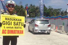 Soal Kemiringan Jembatan Kali Kenteng, Menteri Basuki Sebut Sepeda Korlantas Saja Bisa Lewat