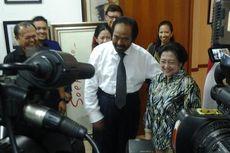 Surya Paloh Temui Megawati di Lenteng Agung