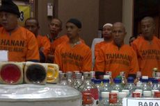 28 Pejudi Digulung Polres Malang Selama Ramadhan