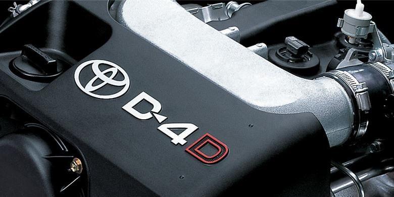 Mesin Toyota Innova Diesel