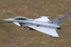Jet Tempur Inggris Cegat 2 Pesawat Militer Rusia di Laut Utara