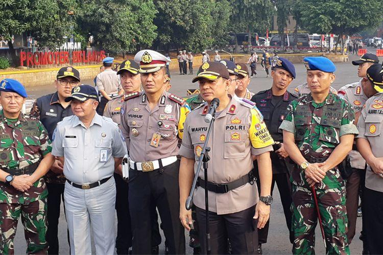 Wakapolda pimpin apel pasukan Operasi Patuh Jaya 2019