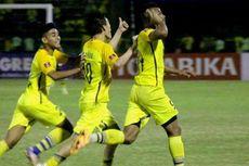 Lawan Bhayangkara FC, Patrick da Silva Belum Dapat Main