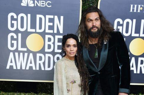 Jason Momoa Rela Cuma Pakai Tank Top demi Istri di Golden Globe Awards