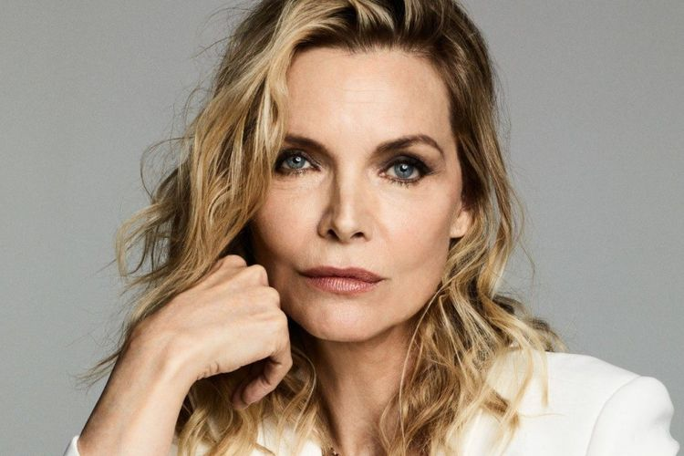 Aktris kenamaan Hollywood, Michelle Pfeiffer.